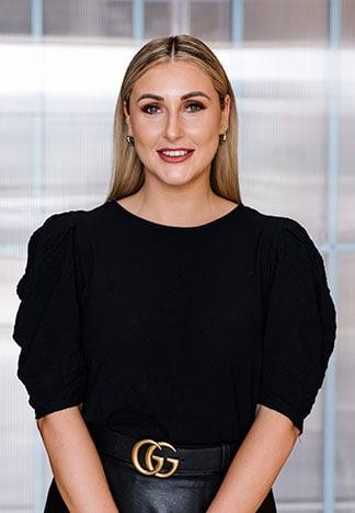 Emily Feenstra, Social Media Strategist.